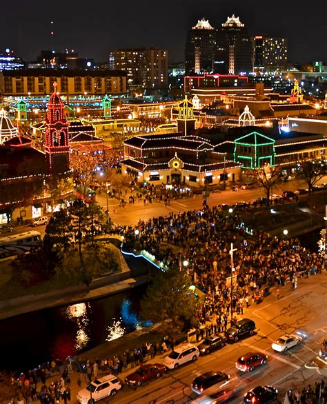 book your flight annual kcp l plaza lighting ceremony