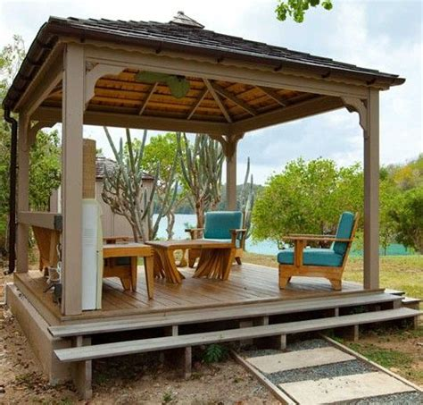 backyard gazebo plans 17 best ideas about gazebo plans on pinterest outdoor