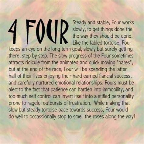 number characteristics numerology pinterest