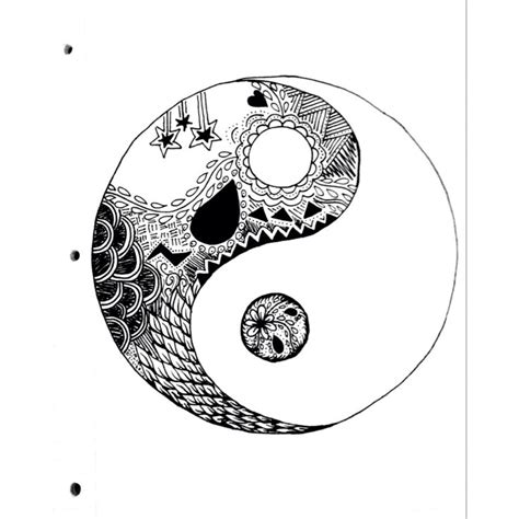 doodle yang ying yang doodle creativity doodles