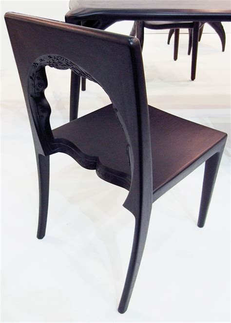 Logan Furniture Singapore by Cilicon Faytory Chairs