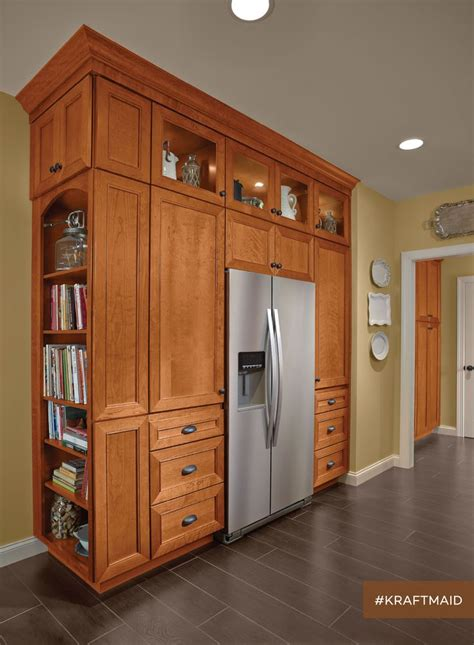 Cherry Wood Kitchen Pantry Cabinet by 1000 Images About The Kitchen She Waited A Time For