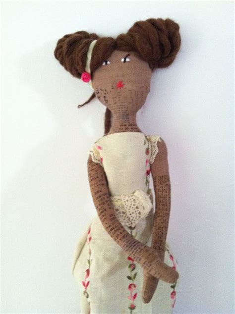 Handmade Rag Doll - 51 best images about black dolls on handmade