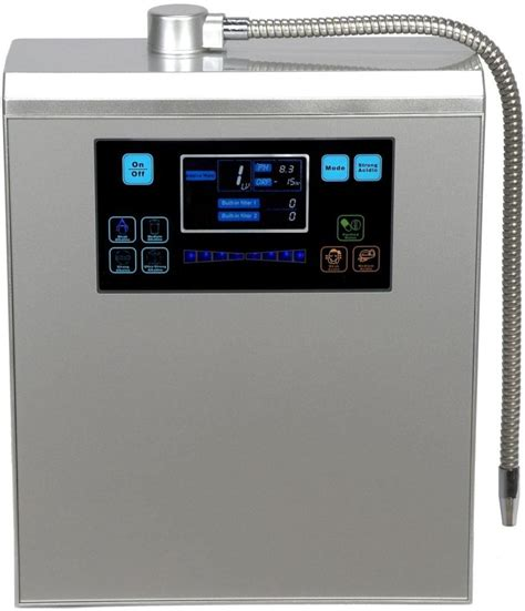best water ionizer best water ionizer reviews 2018 alkaline water machine