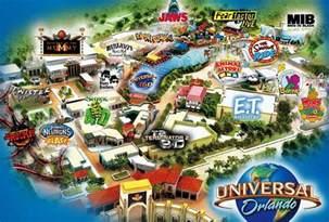 Fun Spot Orlando Map by Universal Studios Orlando Theme Park Tips Trip Florida