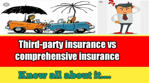 Compare 3rd Property Car Insurance by What Is Third Insurance Comprehensive Motor