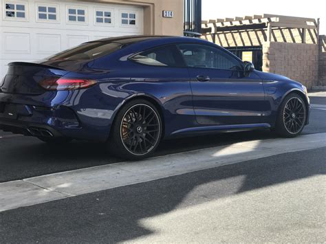 mercedes c63 amg blue brilliant blue amg c63 s coupe mbworld org forums