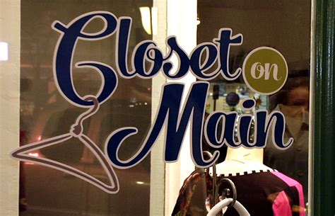 Signs A Is In The Closet by Scvnews The Closet Opens In Newhall To Large Crowd