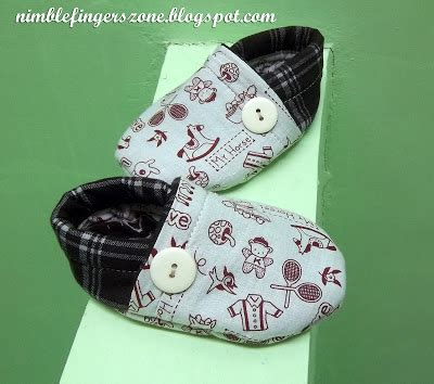Baby Shoes Sepatu Bayi Prewalker N Bandana 4 fabric shoes for baby nabil nimble fingers zone