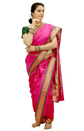 tight saree draping 3 nauvari saree wearing styles to make you look your