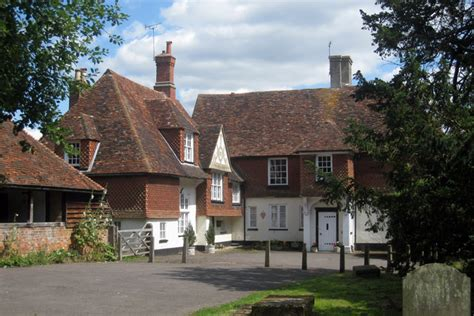 vicarage cottage market place charing 169 oast house