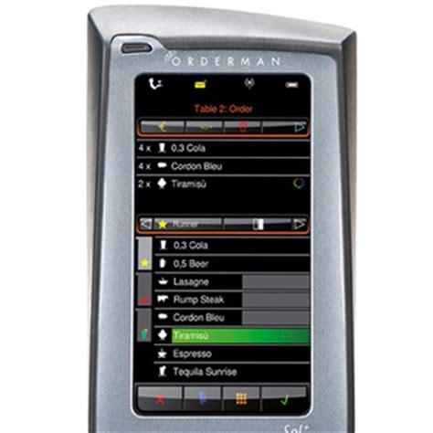 Orderan Vilen orderman sol handheld mobile kassensysteme f 252 r die
