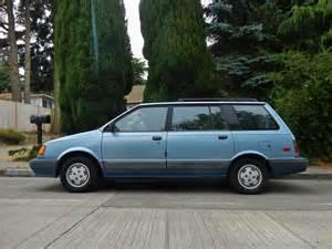 seattle s parked cars 1989 dodge colt vista