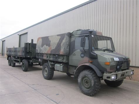 mercedes truck 4x4 mercedes unimog u1300l 4x4 drop side cargo truck for sale