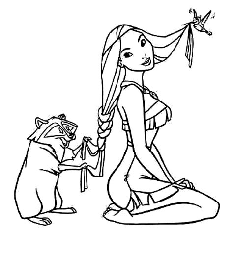 coloring pages for free printable printable pocahontas coloring pages coloring me