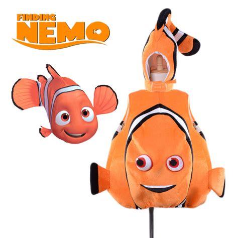 Promo Mascot Squishy Potato Boy And toddlers nemo costume finding nemo fish costume enfant mascotte baby clownfish sea animal
