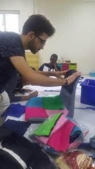 au holds design summer school  westminster school sharjah