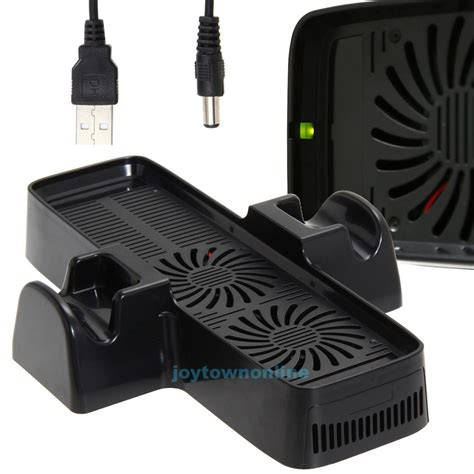 xbox controller with fan 3 in 1 cooling fan console controller stand base dock for