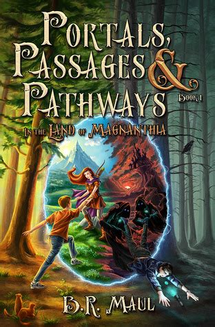 the magic portal books in the land of magnanthia portals passages pathways 1