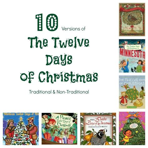 the twelve days of the twelve days of christmas picture books feliz navidad feliz y navidad