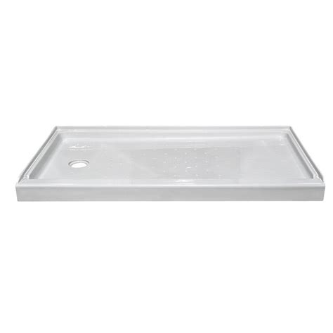 54 X 36 Shower Base shower bases pans showers the home depot