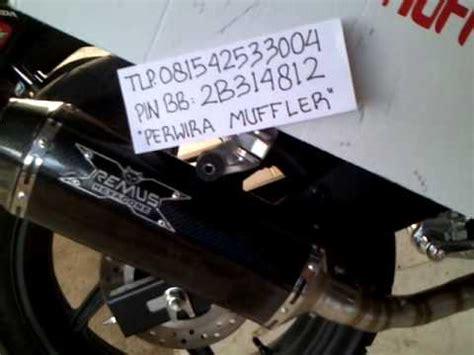 Knalpot Cbr 150r Knalpot Racing Cbr 150r K45 Lokal Remus Hexacone