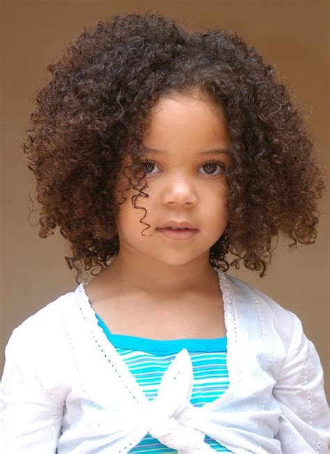 African American Hairstyles for Girls
