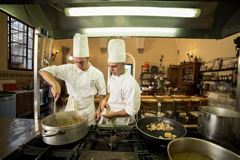 professional cooking school in florence tastes of