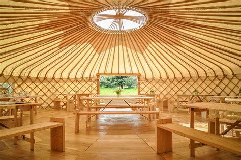 Wedding Yurt happy summertime wedding yurts