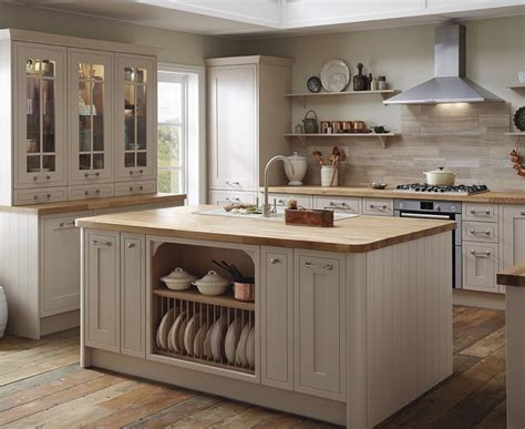 Corbels For Kitchen Island by Tewkesbury Framed Cashmere Kitchen Shaker Kitchens