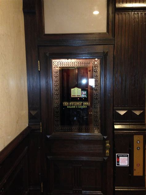 swinging door exchange yesterday s milwaukee inside the grain exchange 1880