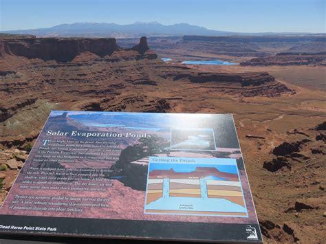 solar evaporation ponds postcards   crumps