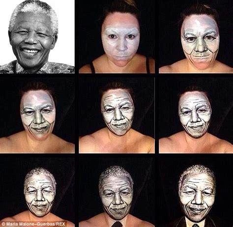 Makeup Makeover Sepaket make up artist malone guerbaa transforms