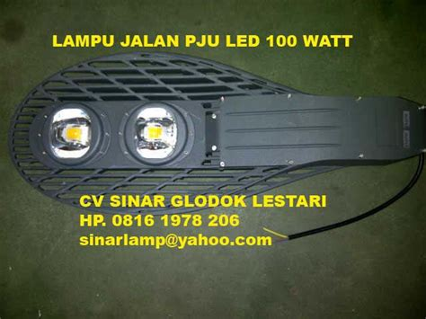 Lu Jalan Led 100 Watt lu jalan led lu jalan led 100w led epistar
