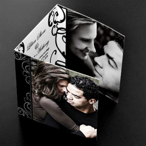 photo wedding invitations top 5 photo wedding invitations to set the mood for your