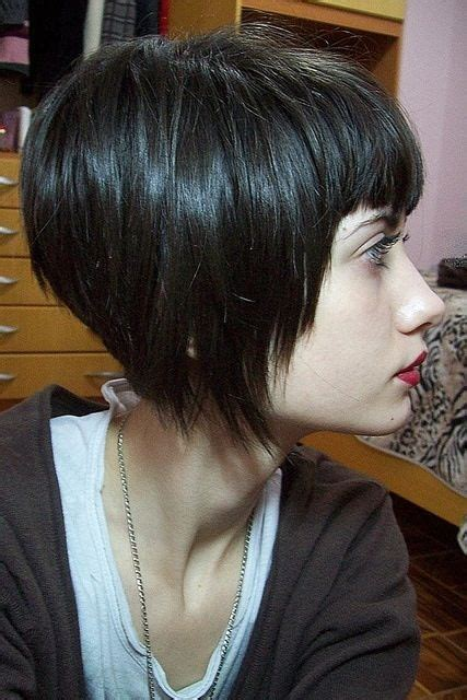 images of short choppy hair with bandanna 145 best images about micro fringe bettie bangs on