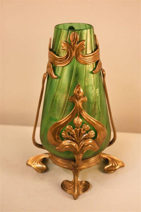 Nouveau Vases by Austrian Nouveau Vase At 1stdibs
