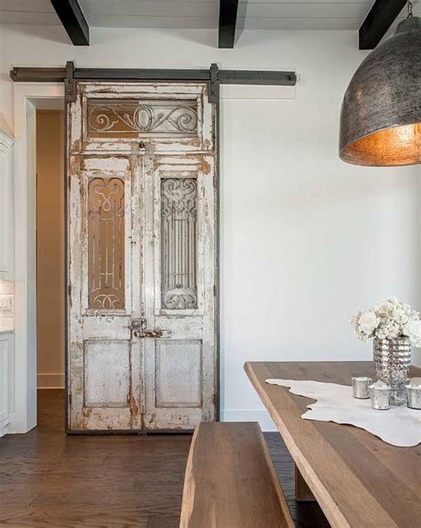 Ideas Of How To Introduce Barn Doors In A Modern Home Barn Doors In Homes