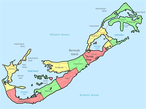 map of bermuda and us maps of bermuda map library maps of the world