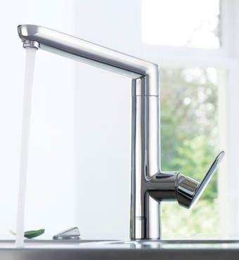 designer kitchen tap grohe kitchen tap designs features kitchen trends