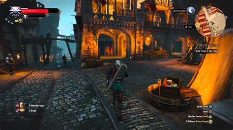 vivaldi bank novigrad the witcher 3 vivaldi bank location novigrad in 19 seconds