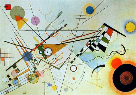imagenes abstractas de kandinsky pinturas abstractas de pintores famosos cotos ever net