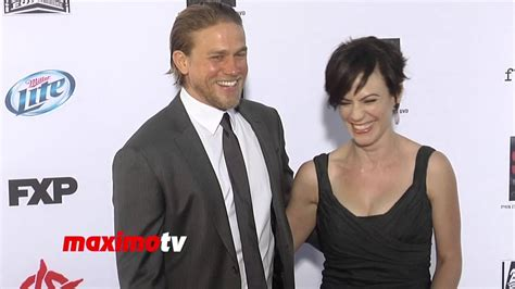 charlie hunnam and maggie siff relationship charlie hunnam and maggie siff quot sons of anarchy quot season 6