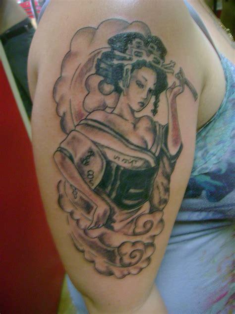 tattoo pictures geisha geisha tattoo by toast79 on deviantart