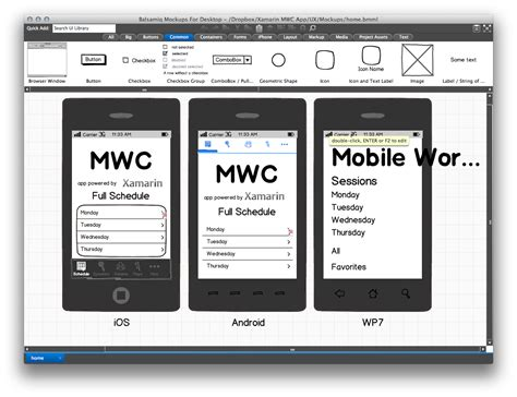 design application tool introduction to the mobile software development lifecycle