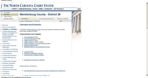 Court Search Nc Search Results For Nc Court Calendar Page 2 Calendar 2015
