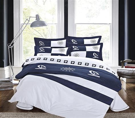 yacht bedding yacht bedding navy white bedding promotion shop for promotional navy