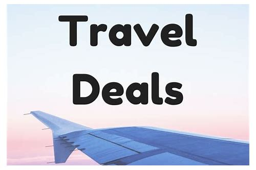 search for best travel deals
