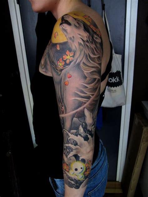 princess mononoke tattoo amazing skin art pinterest