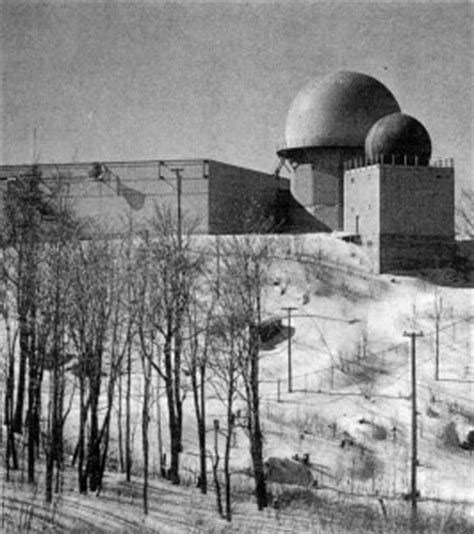 radar towers at rcaf station edgar – canadian military history